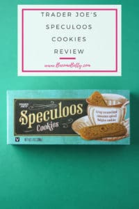 Trader Joe's Speculoos Cookies Review