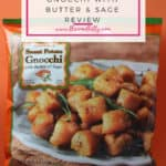 Trader Joe's Sweet Potato Gnocchi review