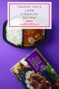 Trader Joe's Lamb Vindaloo Review