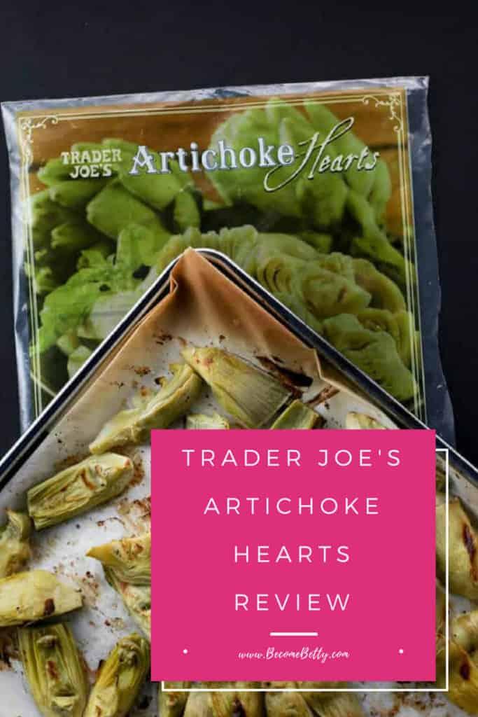 Trader Joe's Artichoke Hearts review