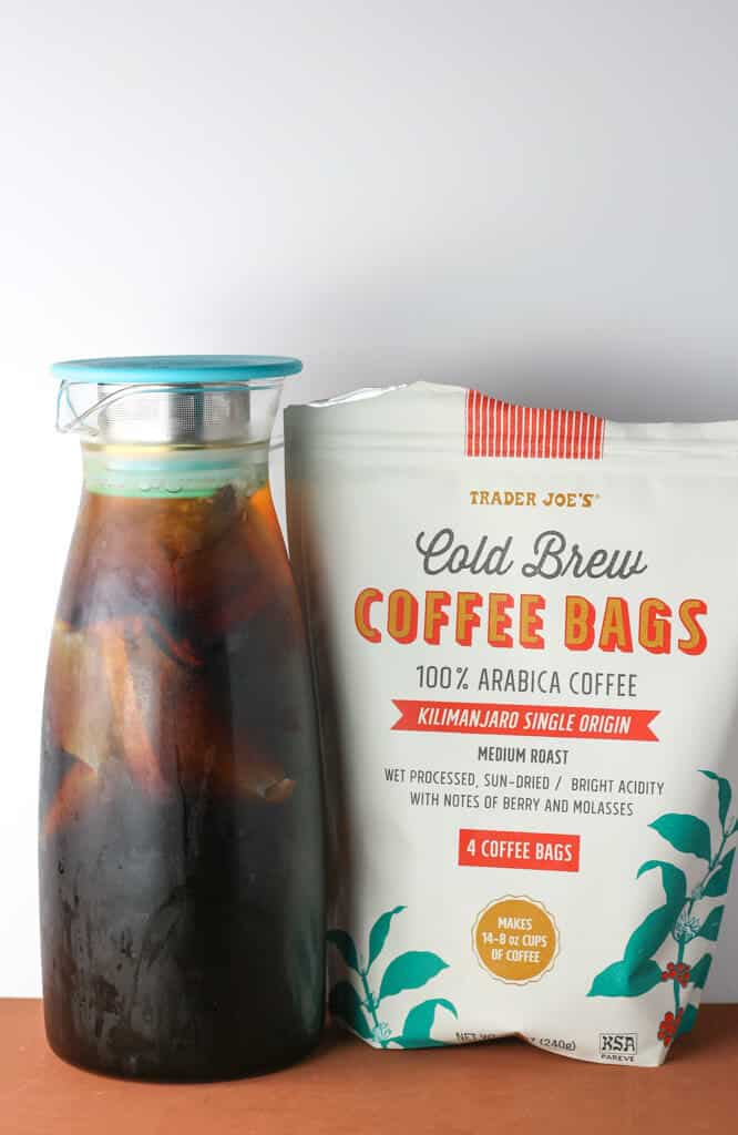 Trader Joe's Cold Brew Coffee Bags