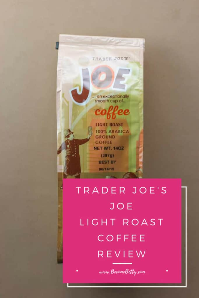 Trader Joe's Joe Coffee