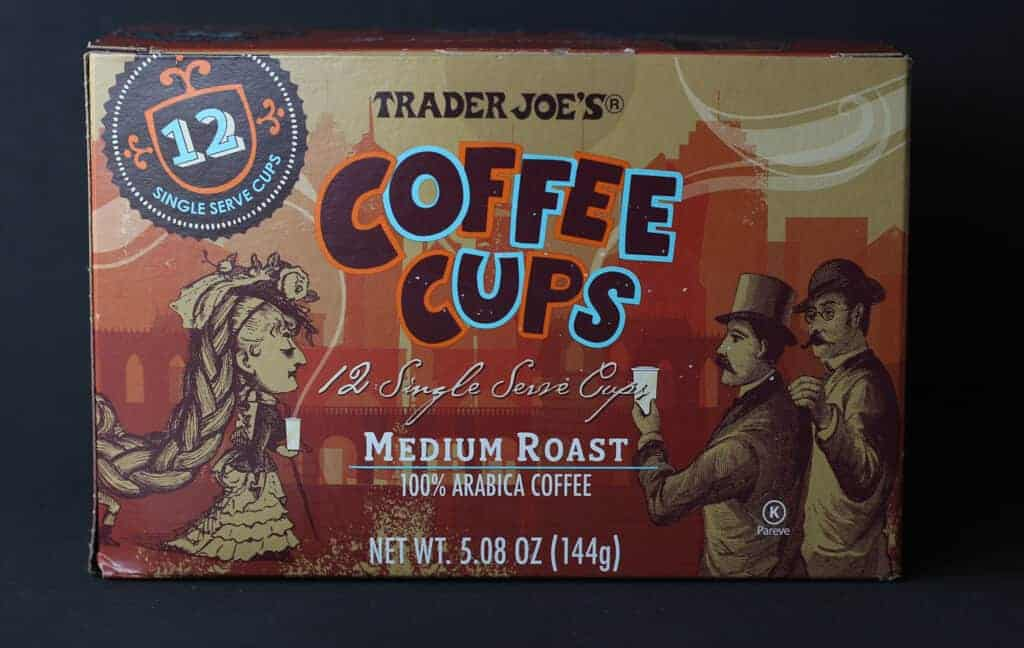 Trader Joe's Medium Roast Coffee Cups