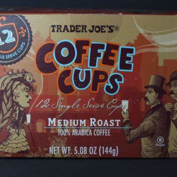 Trader Joe's Coffee Cups Medium Roast