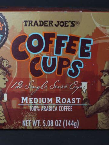 Trader Joe's Medium Roast Coffee Cups