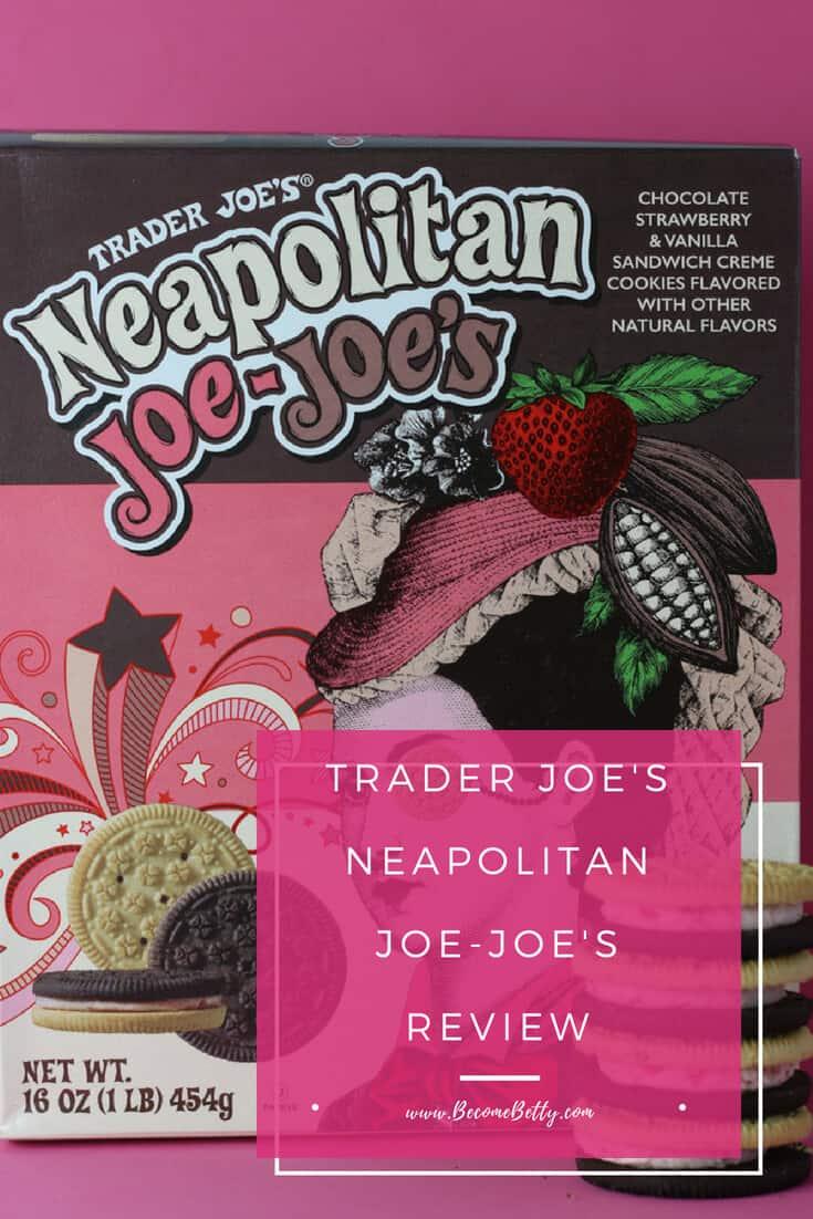 Trader Joe's Neapolitan Joe Joe's review