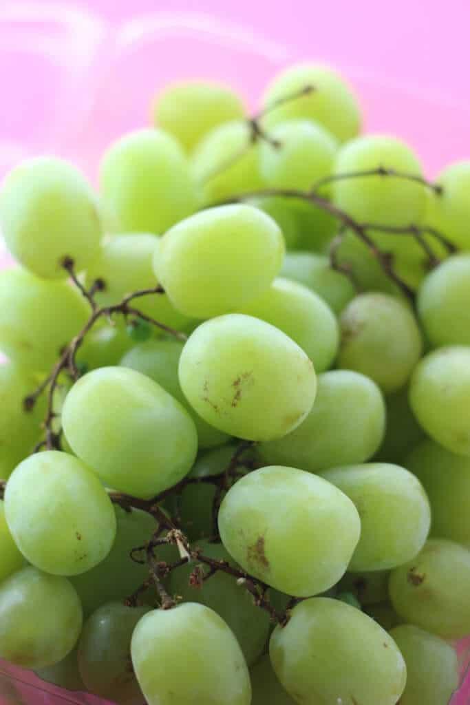 Trader Joe's Organic Cotton Candy Grapes