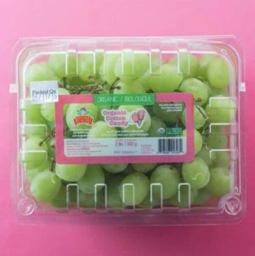 Trader Joe's Cotton Candy Grapes
