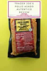Trader Joe's Pollo Asado Autentico review #traderjoes