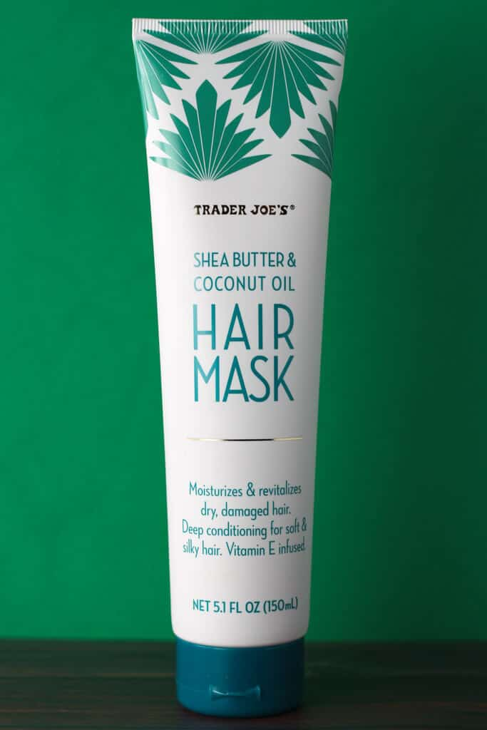 Trader Joe's Shea Butter and Coconut Oil Hair Mask