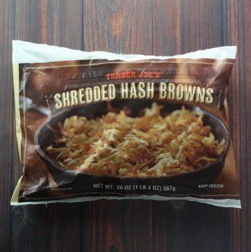 Trader Joe's Shredded Hash Browns