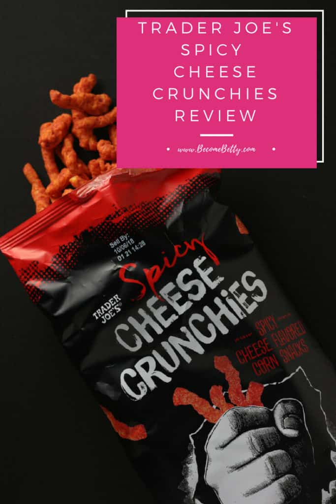 Trader Joe's Spicy Cheese Crunchies review