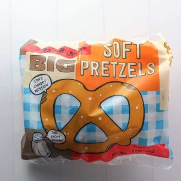 Trader Joe's Big Soft Pretzels