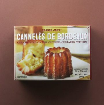 Trader Joe's Canneles de Bordeaux