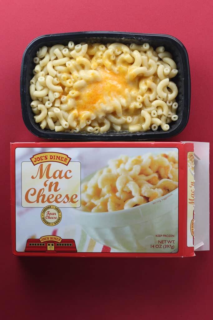 Trader Joe's Diner Mac and Cheese