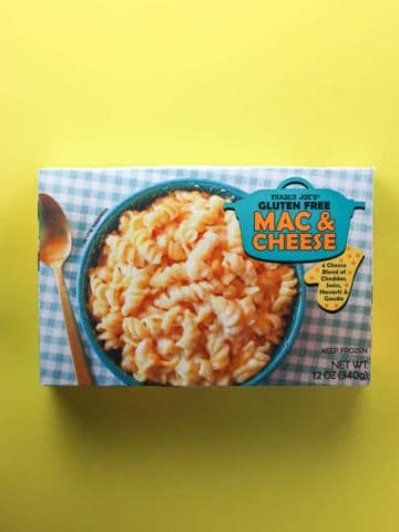 Trader Joe's Gluten Free Mac and Cheese