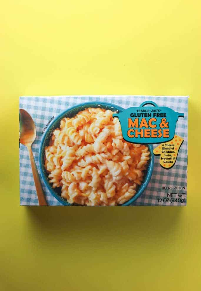 Trader Joe's Gluten Free Mac and Cheese