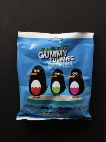 Trader Joe's Gummy Tummies Penguins