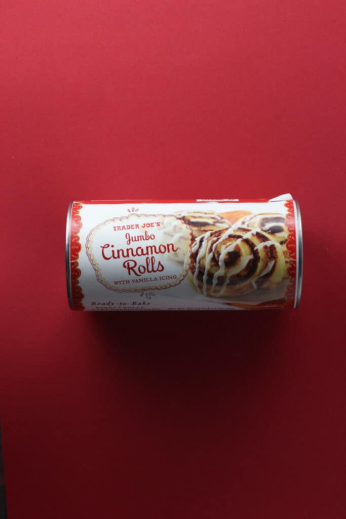 trader joes cinnamon rolls