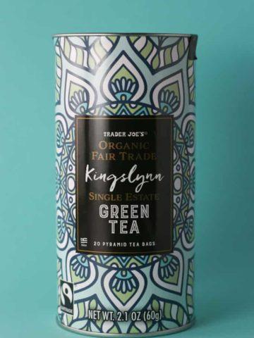 Trader Joe's Kingslynn Green Tea