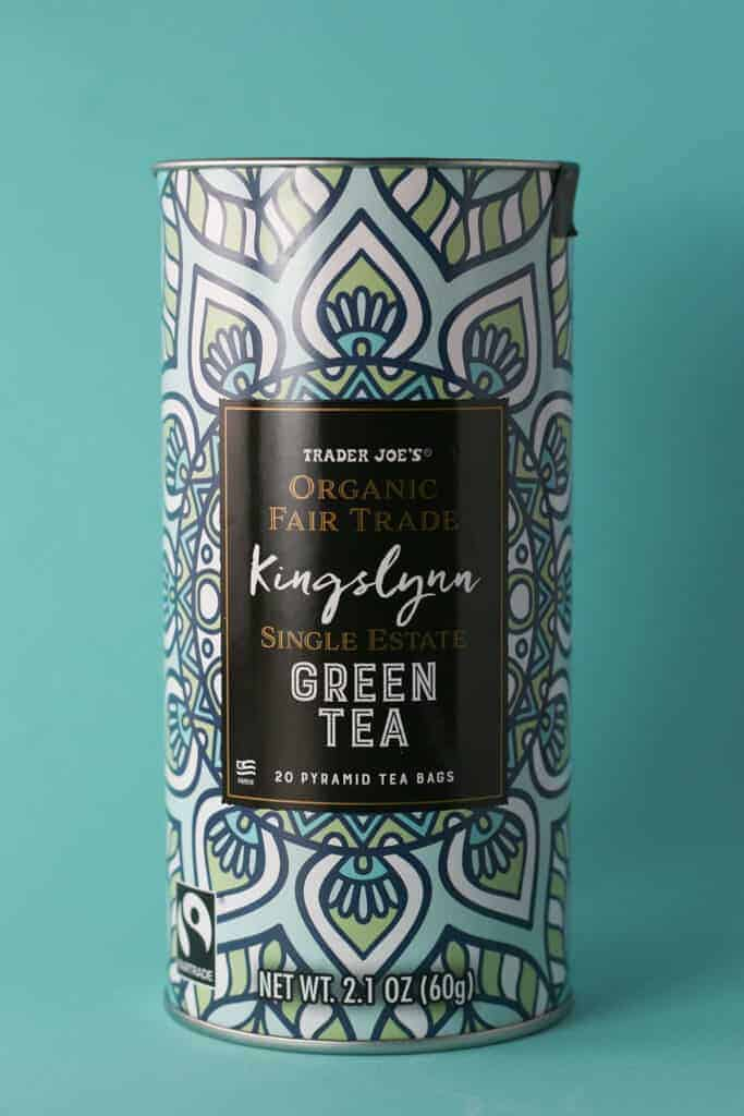 Trader Joe's Kingslynn Green Tea