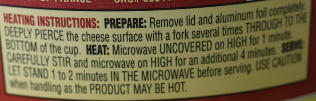 Trader Joe's La Fondue cooking instructions