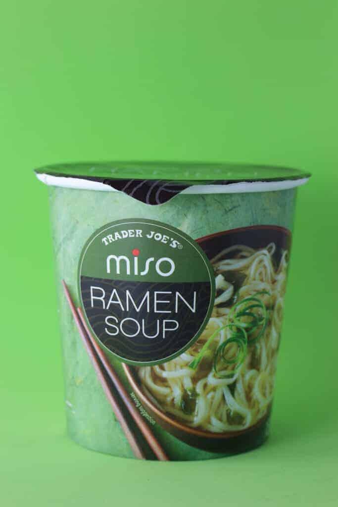Trader Joe's Miso Ramen Soup