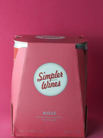 Trader Joe's Simpler Wines Rose