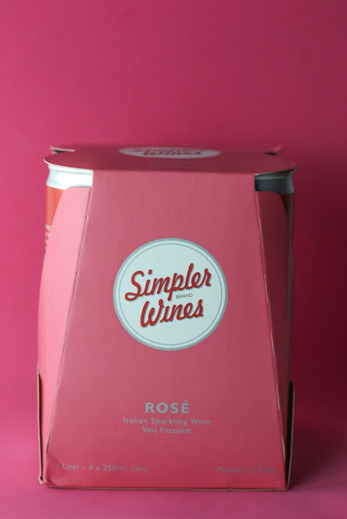 Trader Joe's Simpler Wines Rose