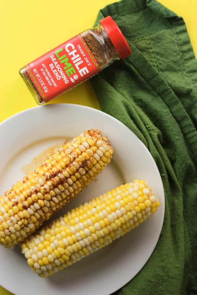 Trader Joe's Super Sweet Fresh Corn fully cooked