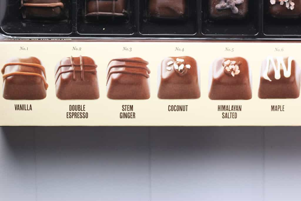 Trader Joe's Taste Test of Caramels answer key