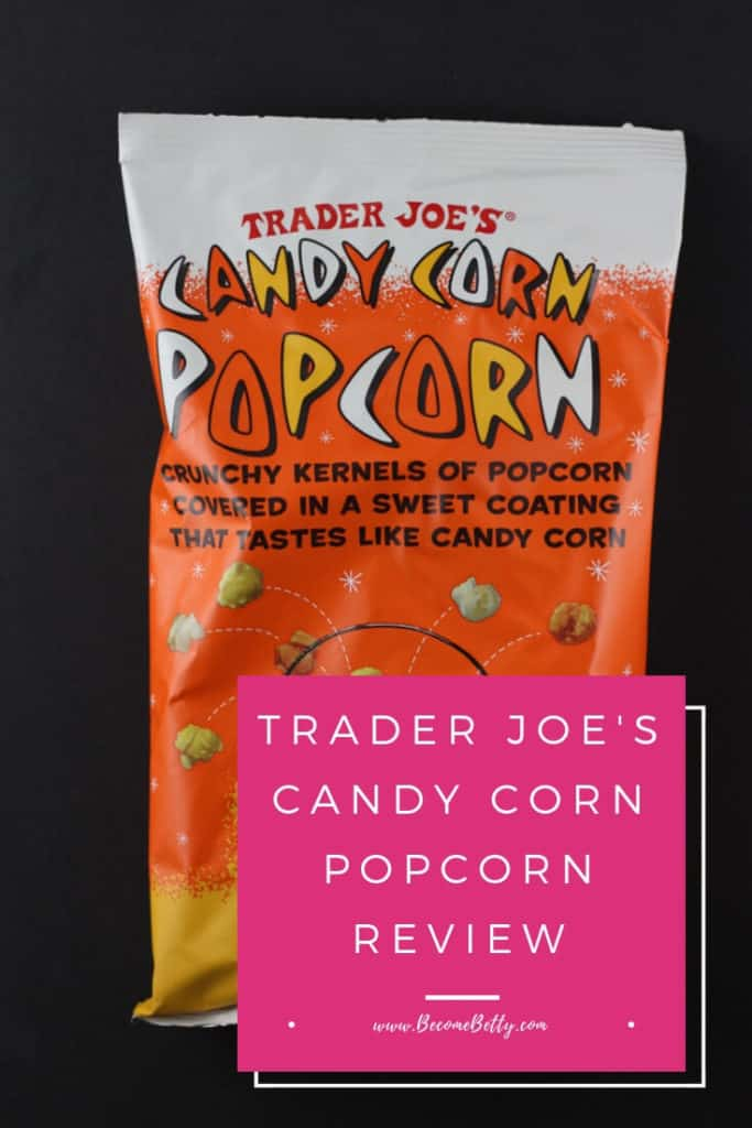 Title image for Trader Joe's Candy Corn Popcorn