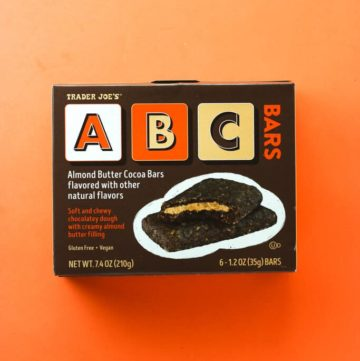 Trader Joe's ABC Bars