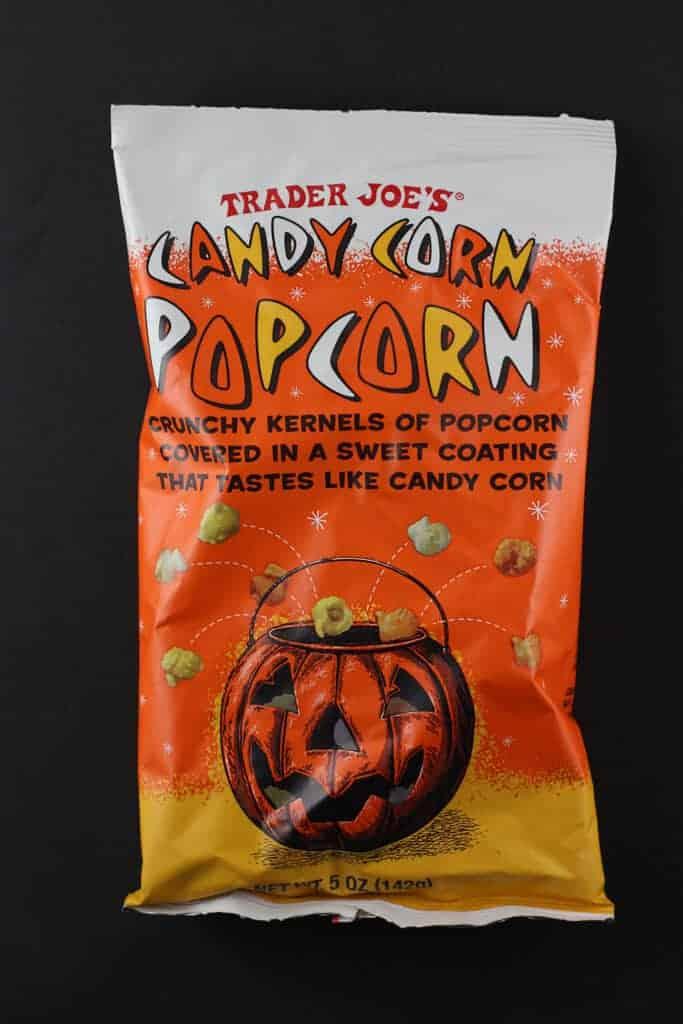 Trader Joe's Candy Corn Popcorn | BecomeBetty.com
