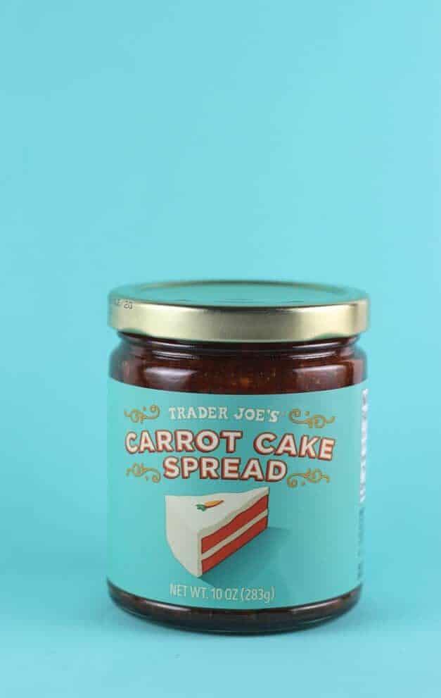 Trader Joe's Carrot Cake Spread