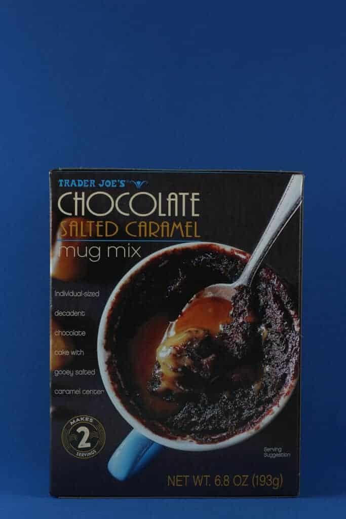 Trader Joe's Chocolate Salted Caramel Mug Mix