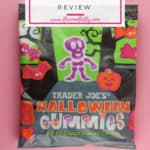 Trader Joe's Halloween Gummies Review