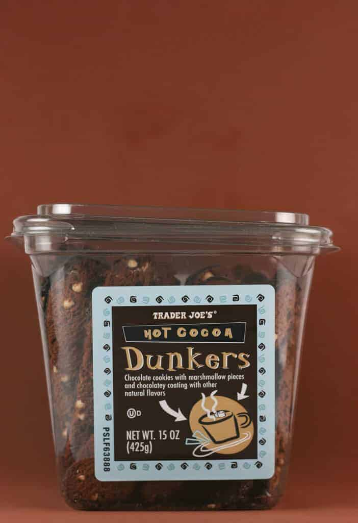 Trader Joe's Hot Cocoa Dunkers