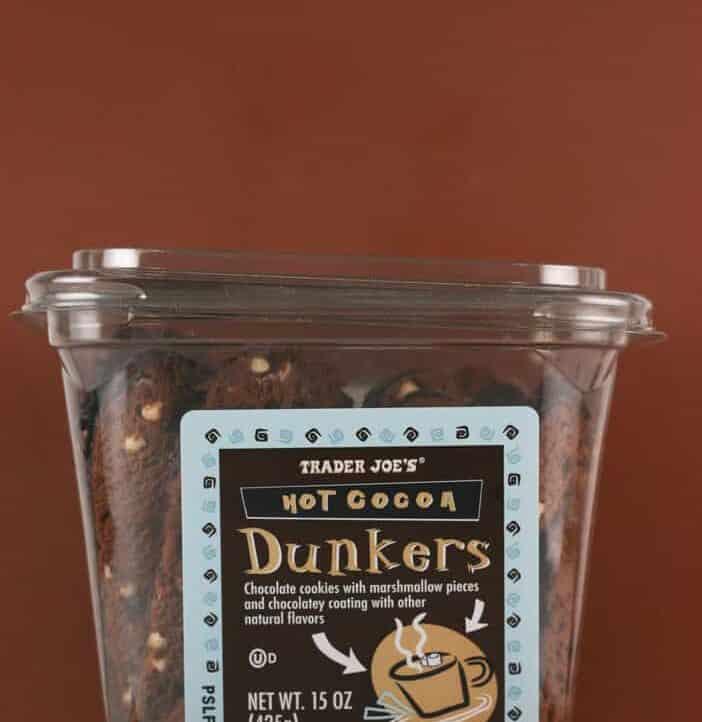 Trader Joe's Hot Cocoa Dunkers