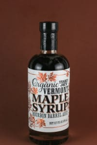 Trader Joe's Organic Vermont Maple Syrup Bourbon Barrel Aged