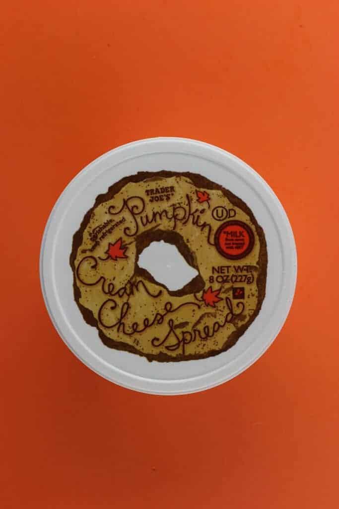 Trader Joe S Pumpkin Cream Cheese
