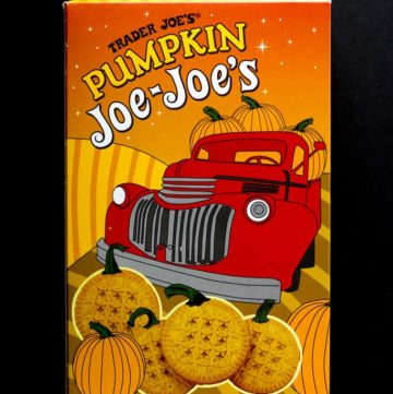 Trader Joe's Pumpkin Joe Joe's