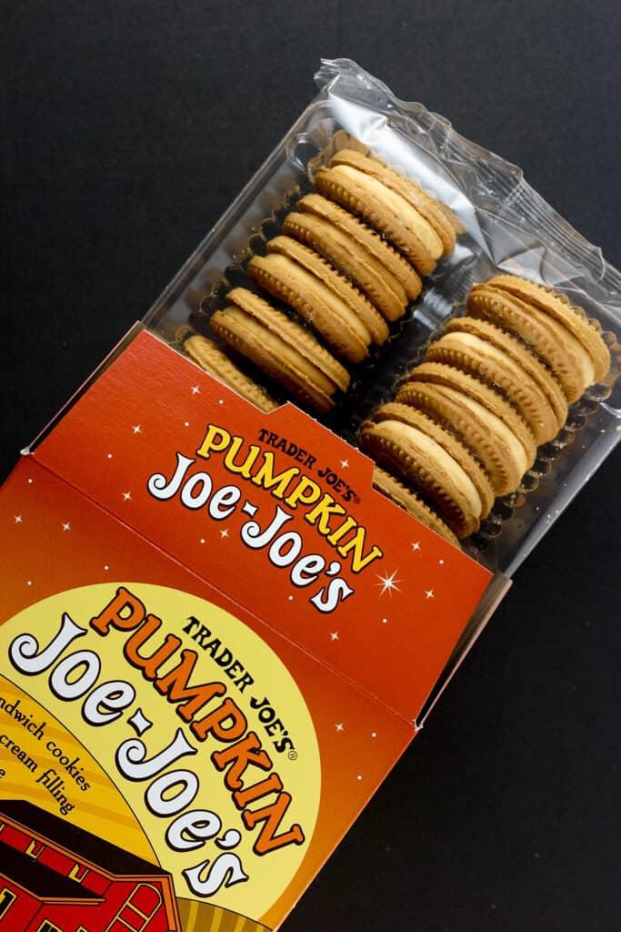 Trader Joe's Pumpkin Joe Joe's