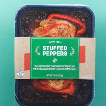 Trader Joe's Stuffed Peppers