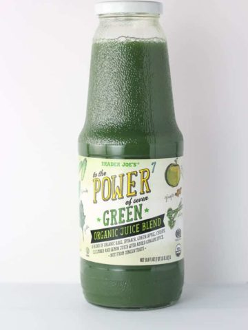 Trader Joe's To the Power of Seven Green Organic Juice Blend