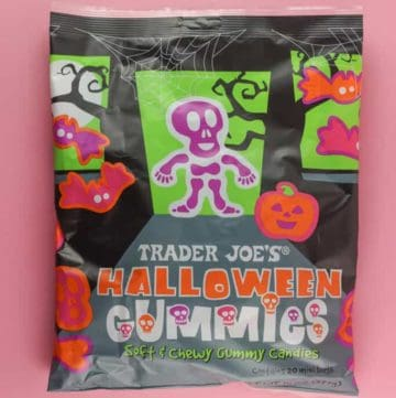 Trader Joe's Halloween Gummies