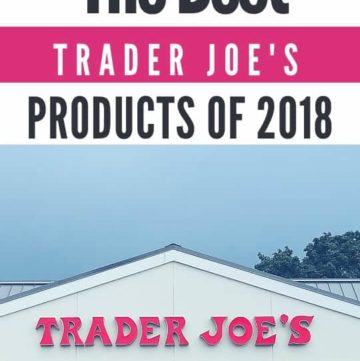 Trader Joe's Best New Products of 2018