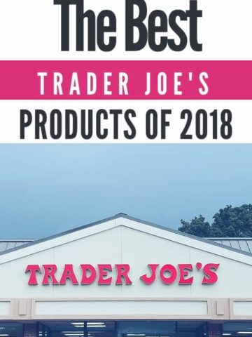 Best TJs products of 2018 Pinterest Graphic