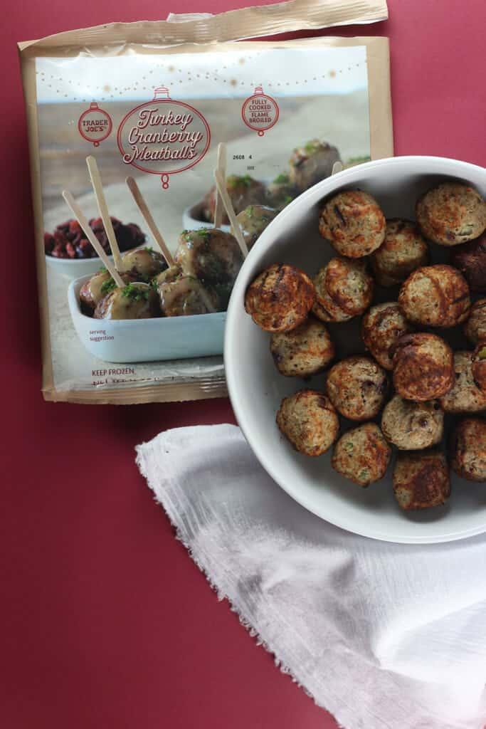 trader joes turkey cranberry meatballs becomebettycom