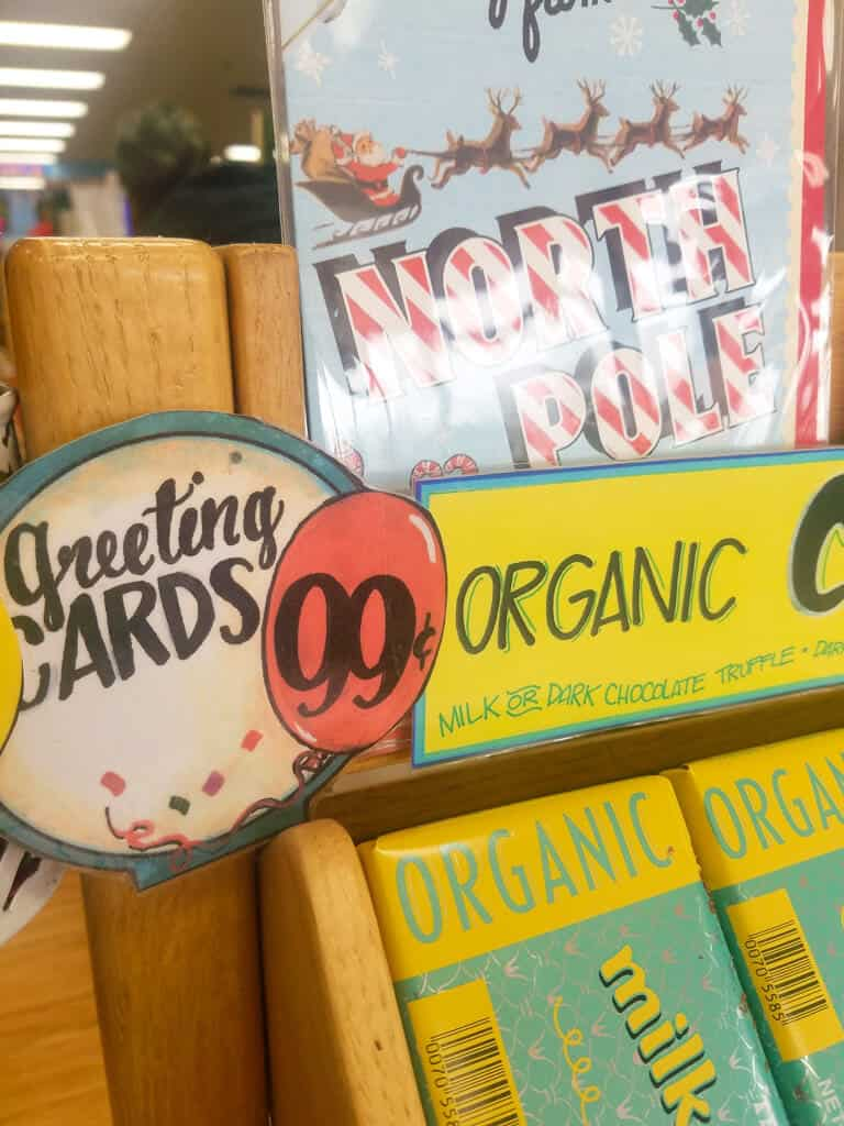 Trader Joe's Greeting Cards